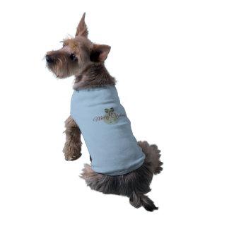 Super Cute Merry Christmas Dog T-shirt