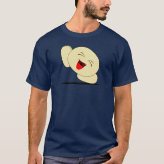 Super Cute Smiley Character T-Shirt