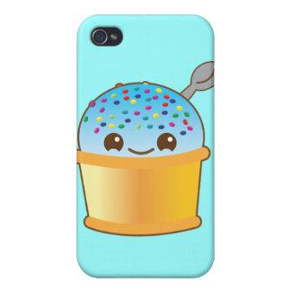 Super cute Yummy Yummy bucket icecream! Case For iPhone 4
