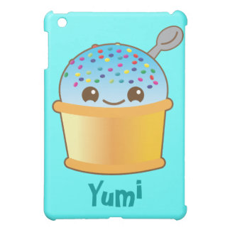 super cute Yummy Yummy bucket icecream! Cover For The iPad Mini