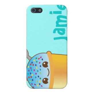 super cute Yummy Yummy bucket icecream! iPhone 5/5S Cover