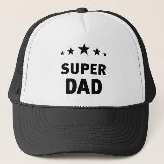 Super Dad - Basecap Trucker Hat