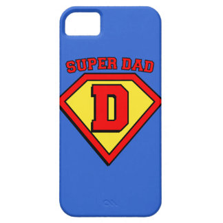 Super Dad Fathers Day Gift iPhone Cover