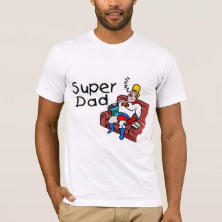 Super Dad (Sleeping) T-Shirt