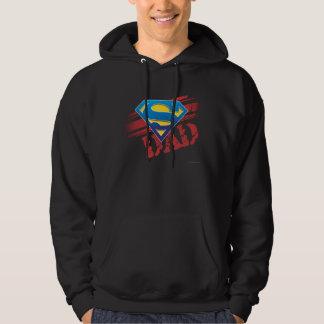 Super Dad Stripes Hoodie