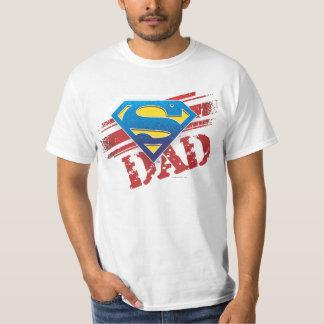 Super Dad Stripes Tshirt