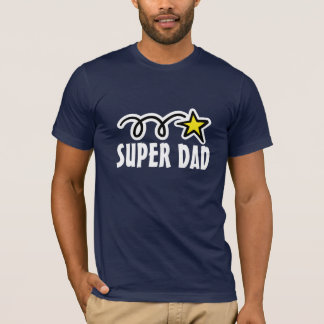 Super Dad t-shirt - Gift for best father