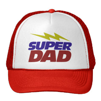 Super Dad Trucker Hat