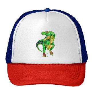 SUPER DINO HAT CAP