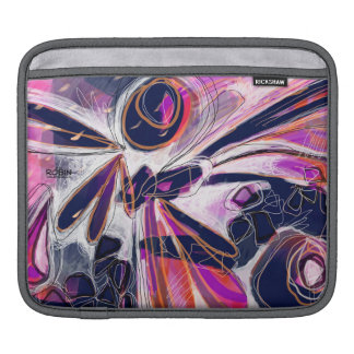 Super Dragonfly iPad Sleeve
