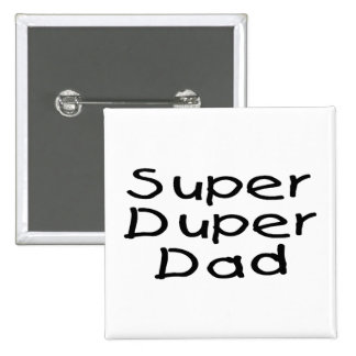 Super Duper Dad (2) Pins