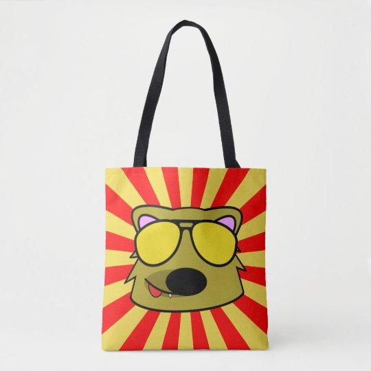 Super Duper Doggone Dog Tote Bag
