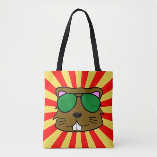 Super Duper Eager Beaver Tote Bag