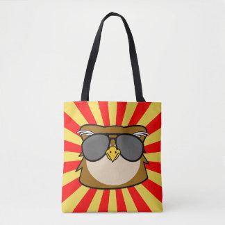 Super Duper Night Owl Tote Bag