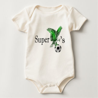 Super Eagles super cool Naija Eagles logo Baby Bodysuit