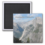 Super Fantastic Yosemite Magnet!