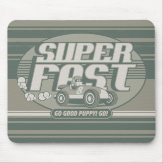 SUPER FAST MOUSE PAD