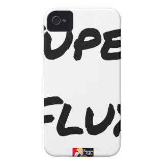 SUPER FLOW - Word games - François City iPhone 4 Case-Mate Case