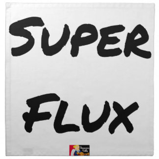 SUPER FLOW - Word games - François City Napkin