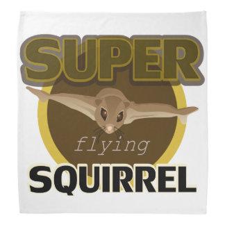 Super Flying Squirrel Bandana