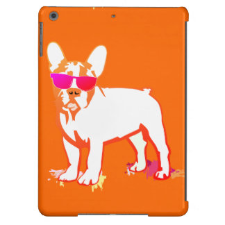 Super Frenchie Bulldog iPad Air Cases