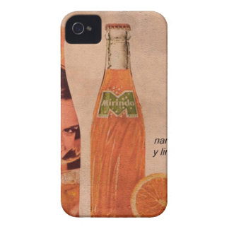 Super gifts vintage announcement refreshment iPhone 4 Case-Mate cases