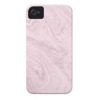 Super Girly PINK Marble Abstract Art Swirl! iPhone 4 Case-Mate Case
