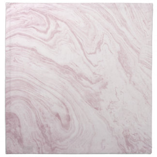 Super Girly PINK Marble Abstract Art Swirl! Napkin