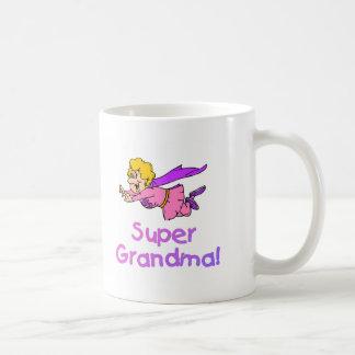 Super Grandma (Flying) Coffee Mug