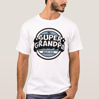 Super Grandpa T-Shirt