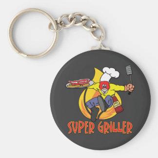 Super Griller Key Chains