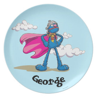 Super Grover | Add Your Name Plates