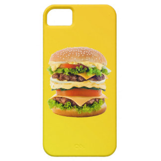 Super Hamburger iPhone 5 Covers