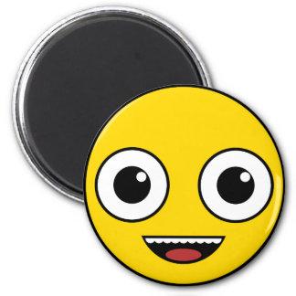 Super Happy Face Magnet