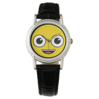 Super Happy Face Watch
