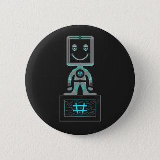 #Super Hero 2 Inch Round Button