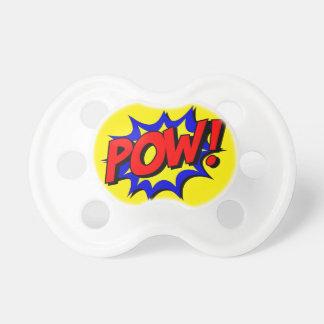 Super Hero Baby POW! Pacifier
