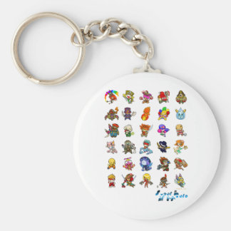 Super Hero - Collection Key Chains