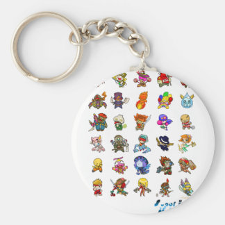 Super Hero - Collection Keychain