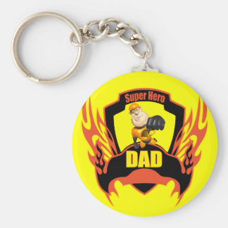 Super Hero Key Chain