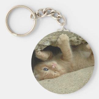 Super Hero Kitty Cat Keychains