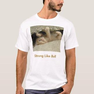 Super Hero Kitty Cat T-Shirt