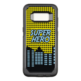 Super Hero OtterBox Commuter Samsung Galaxy S8 Case