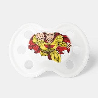 Super Hero Pacifier
