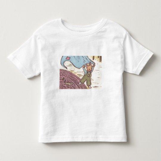 Super Hero Toddler T-shirt