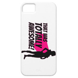 Super Hero Woman Power iPhone 5 Case