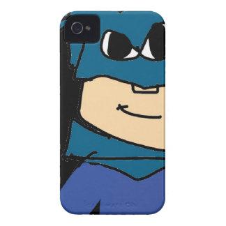 super heroe iPhone 4 cover
