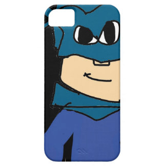 super heroe iPhone 5 cover