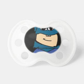 super heroe pacifier