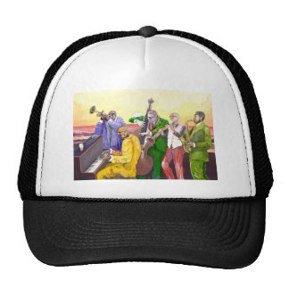 Super Jazz band HAt